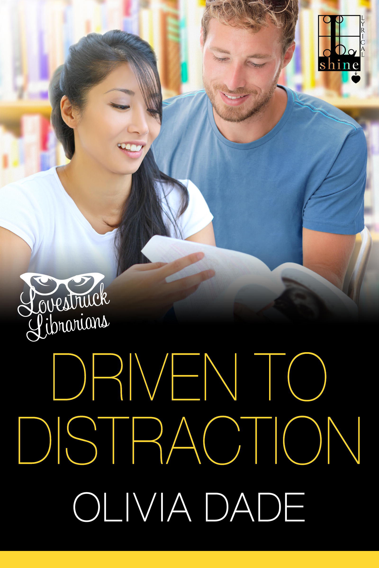 Driven to Distraction Cover