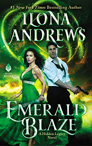 Emerald Blaze Cover