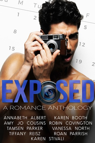 EXPOSED: An Anthology Cover