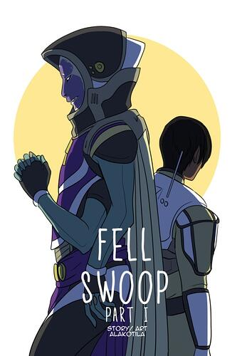 Fell Swoop Cover