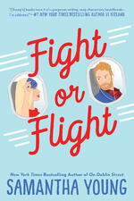 Cover of Fight or Flight, contemporary romance by Samantha Young