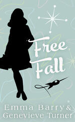 Cover of Free Fall by Emma Barry and Genevieve Turner