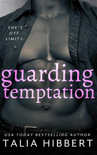 Guarding Temptation Cover
