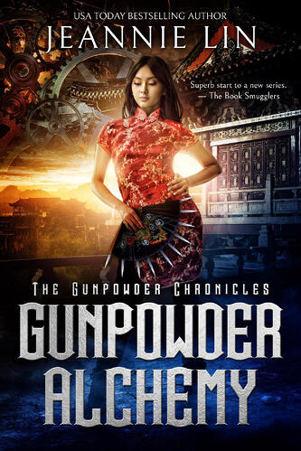 Gunpowder Alchemy cover