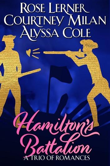 Hamilton's Battalion Cover