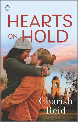Hearts on Hold Cover