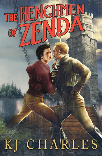 The Henchmen of Zenda Cover
