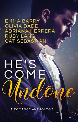 He's Come Undone Cover