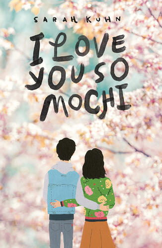 I Love You So Mochi Cover