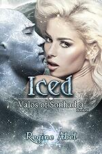 Cover of ICED, sci-fi romance by Regine Abel