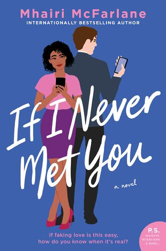 If I Never Met You Cover