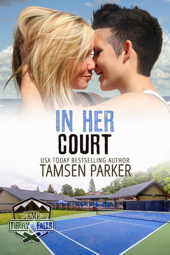 In Her Court Cover