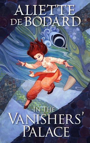 In the Vanishers' Palace Cover