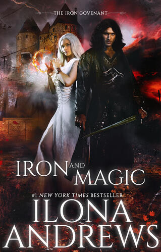 Iron and Magic Cover