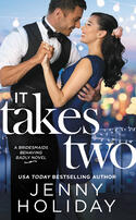 It Takes Two Contemporary Romance couple dancing