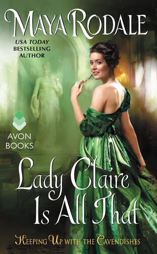 Lady Claire is All That Cover