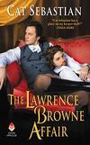 The Lawrence Browne Affair, by Cat Sebastian