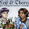 Leif & Thorn Cover