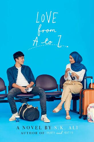 Love From A to Z Cover