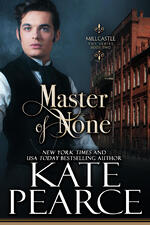 Cover of historical romance Master of None, by Kate Pearce