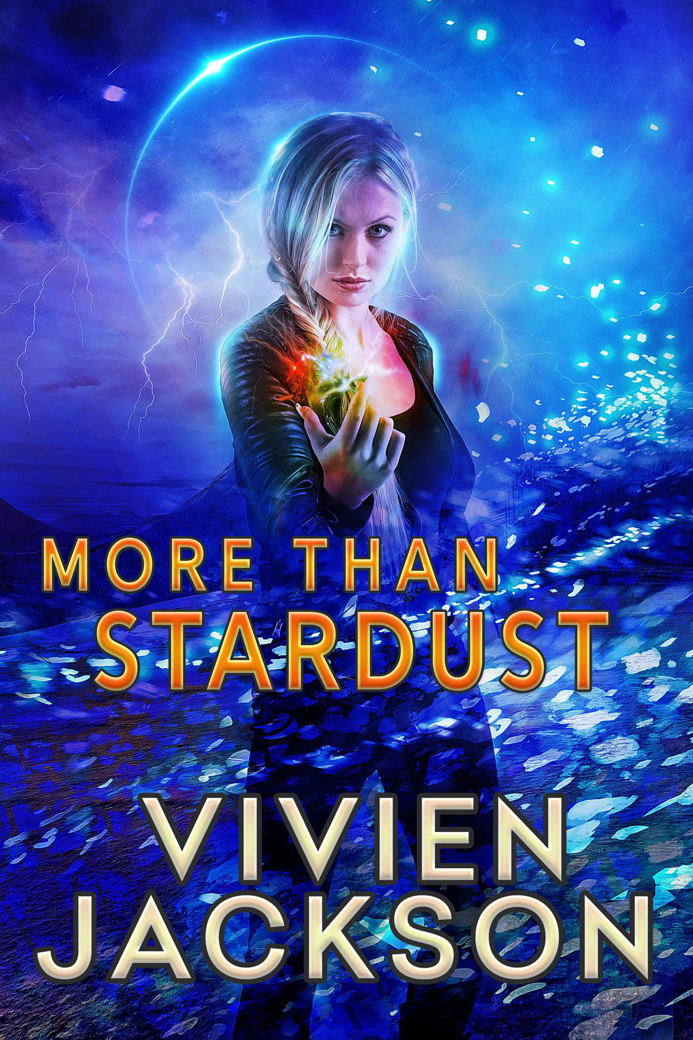 More Than Stardust Cover