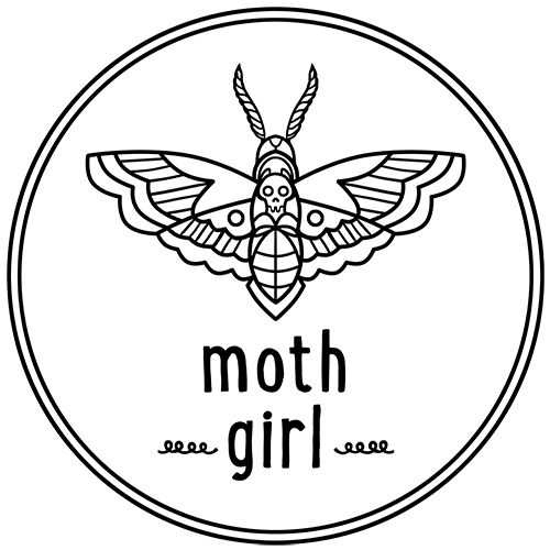 Moth Girl Cover
