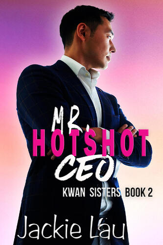 Mr. Hotshot CEO Cover