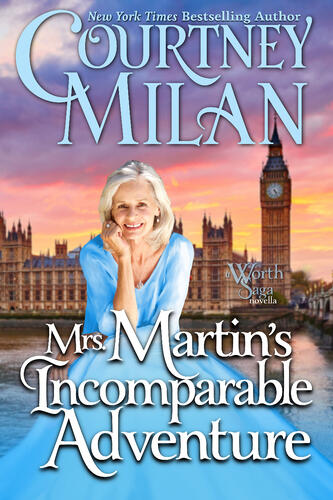 Mrs. Martin's Incomparable Adventure Cover