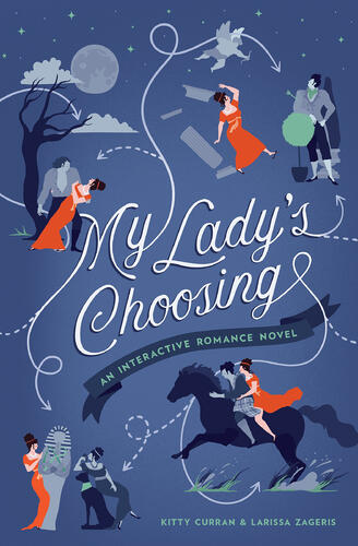 My Lady's Choosing Cover