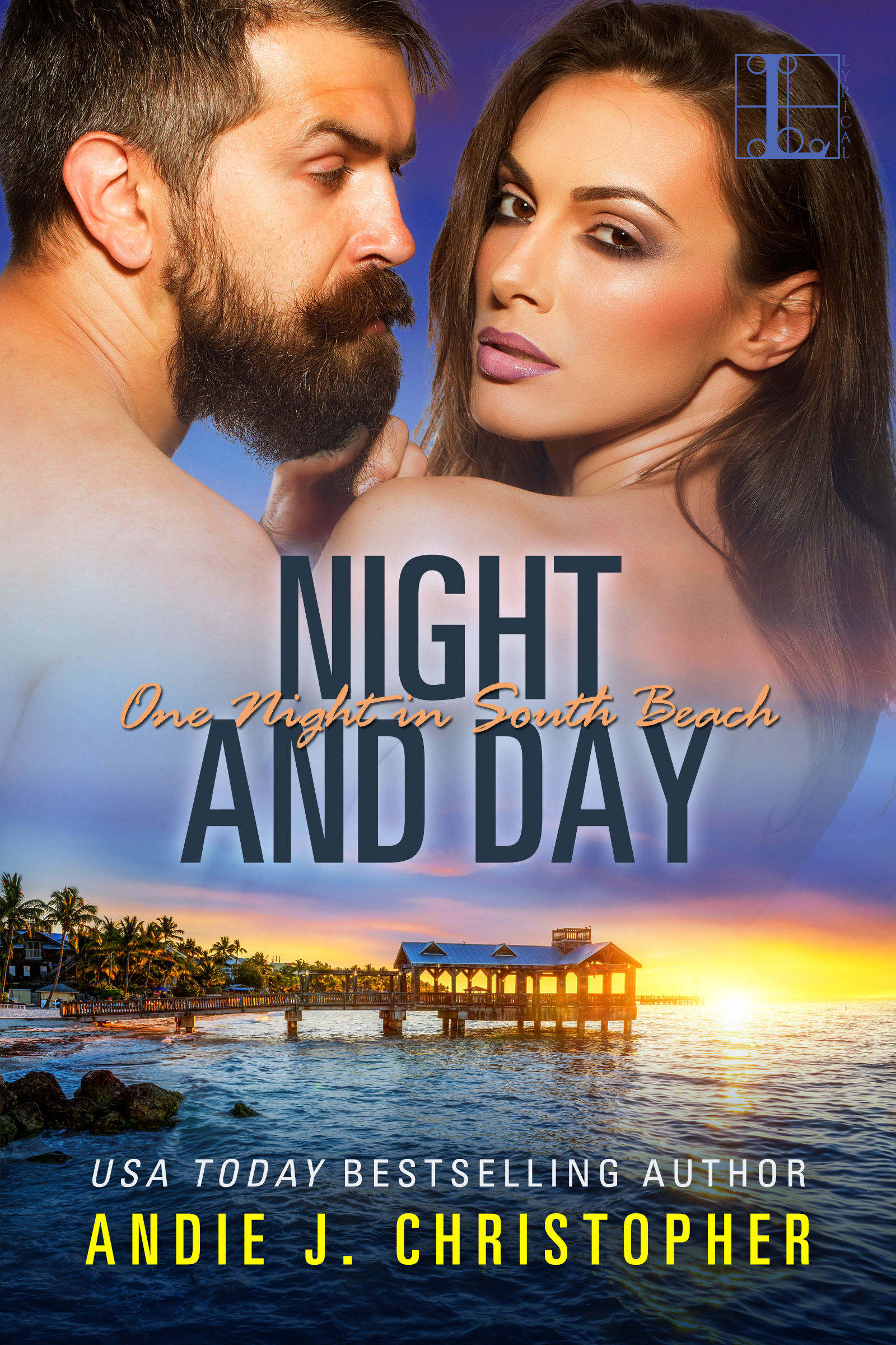 Night and Day Cover