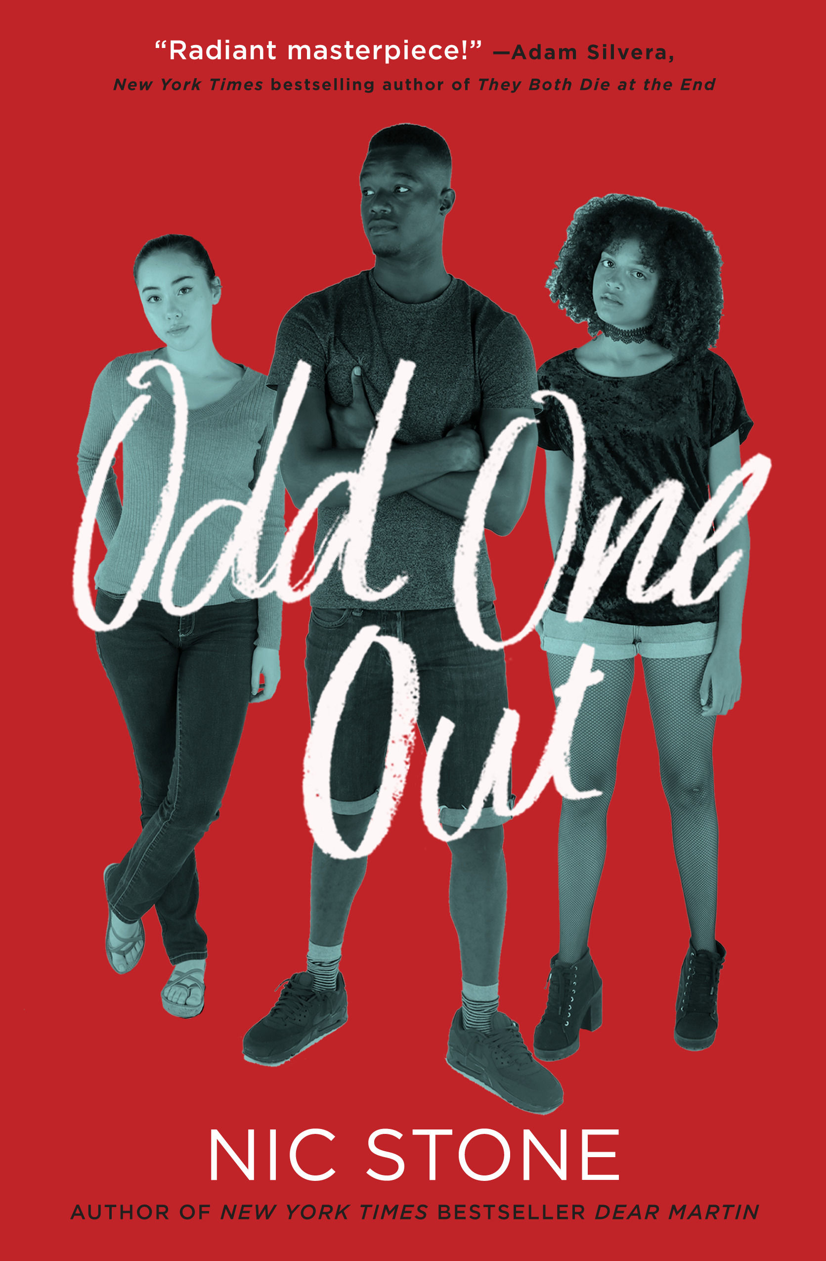 Cover of Odd One Out, by Nic Stone