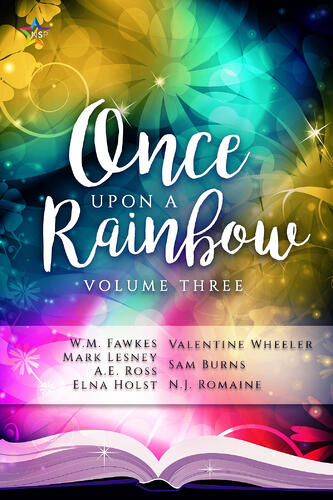 Once Upon a Rainbow, Vol. 3 Cover