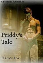 Cover of Priddy's Tale a m/m paranormal romance by Harper Fox