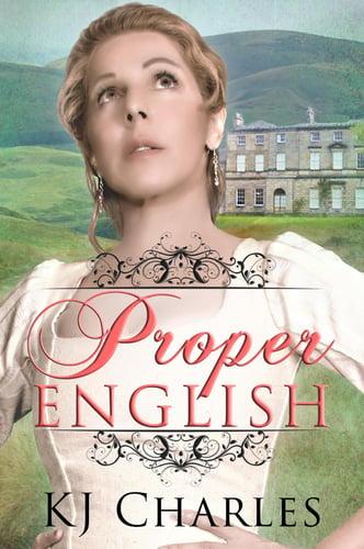 Proper English Cover