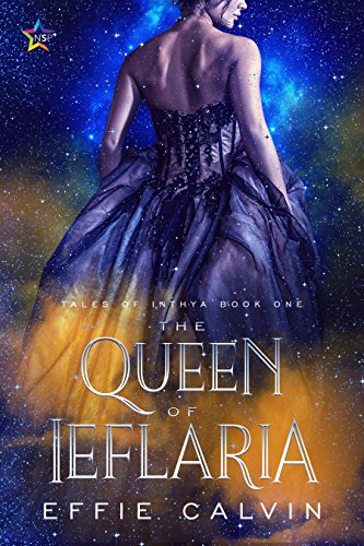 Queen of Ieflaria Cover