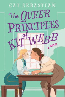 The Queer Principles of Kit Webb Cover