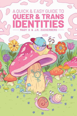 A Quick & Easy Guide to Queer Identit Cover