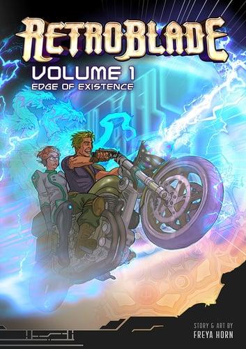 RetroBlade Cover