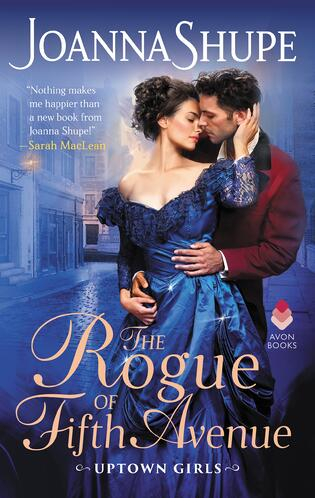 The Rogue of Fifth Avenue Cover