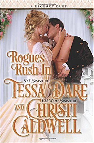 Rogues Rush In: A Regency Duet Cover