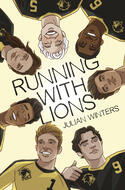 Running with Lions LGBTQ YA Romance