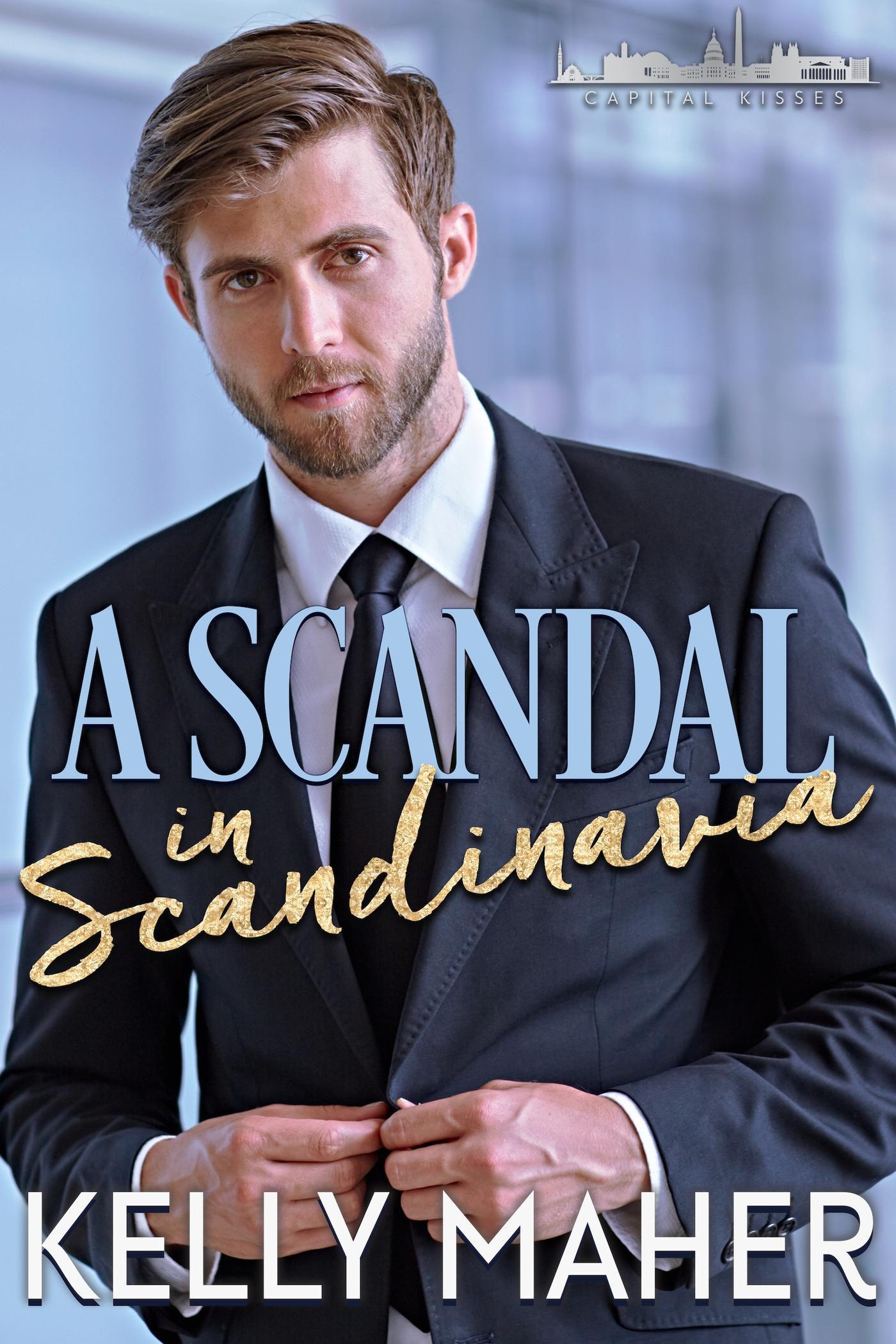 A Scandal in Scandinavia Cover
