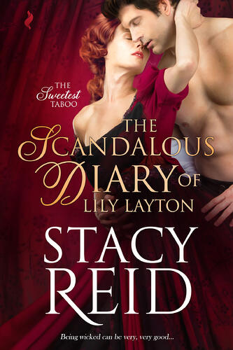 The Scandalous Diary of Lily Layton Cover