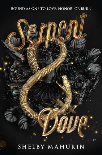 Serpent & Dove Cover