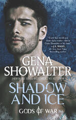 Cover of Shadow and Ice by Gena Showalter