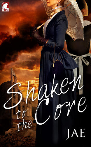 Shaken to the Core Cover