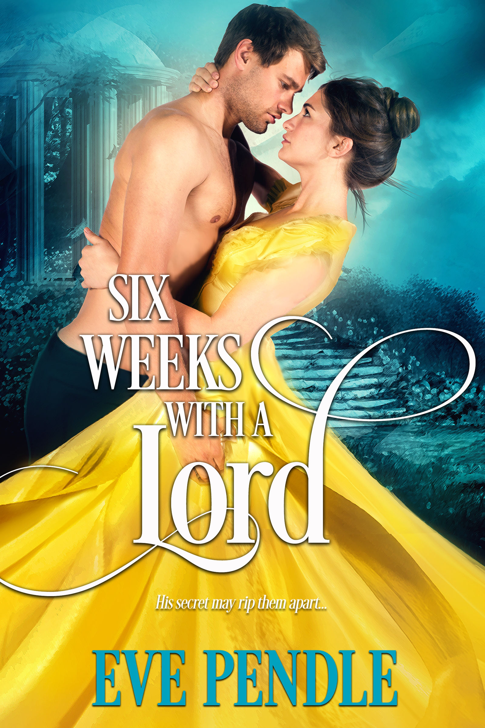 Six Weeks with a Lord Cover