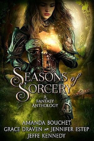 Cover of Seasons of Sorcery Anthology