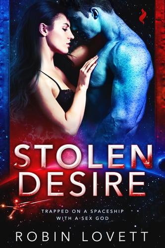 Stolen Desire Cover