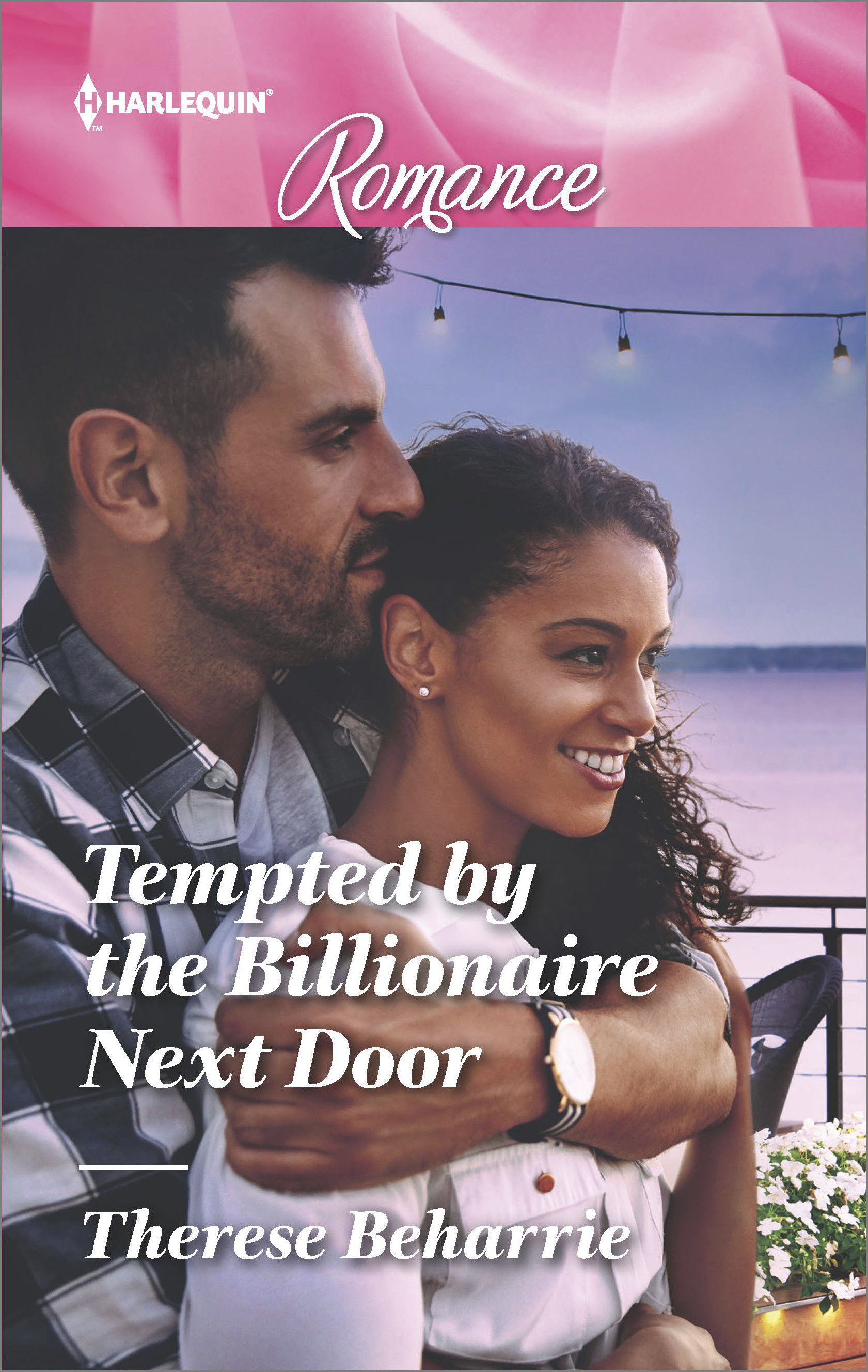 Tempted by the Billionaire Next Door Cover